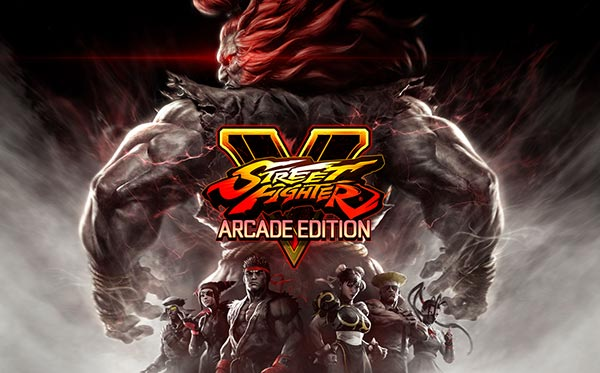 STREET FIGHTER V AE